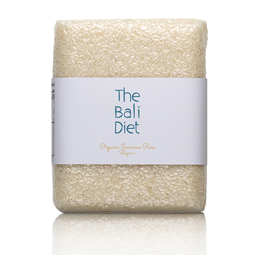 the bali diet organic jasmine rice